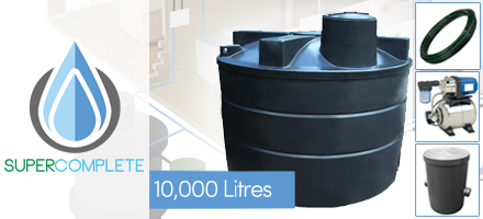 10,000 Litre SuperComplete System
